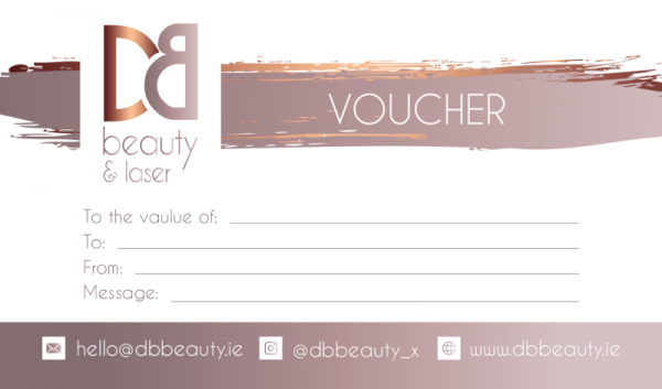 db beauty birr git card